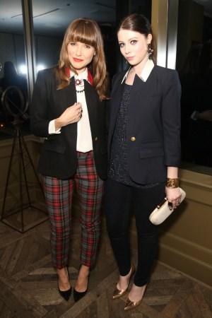 Sophia Bush and Michelle Trachtenberg