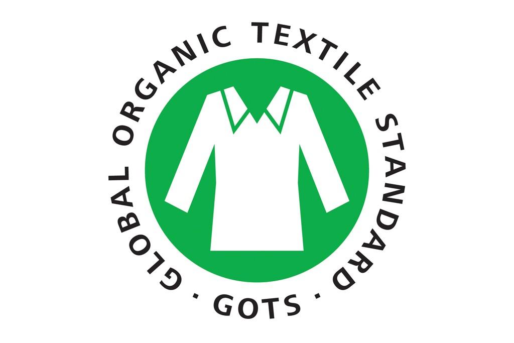 GOTS logo.