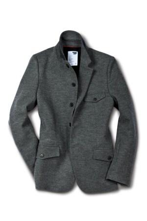 A Massif coat.
