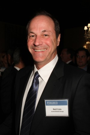 Neil Cole, president and CEO of Iconix Brand Group, Inc.