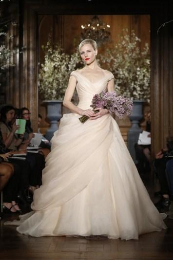 Romona Keveza Bridal Spring 2014