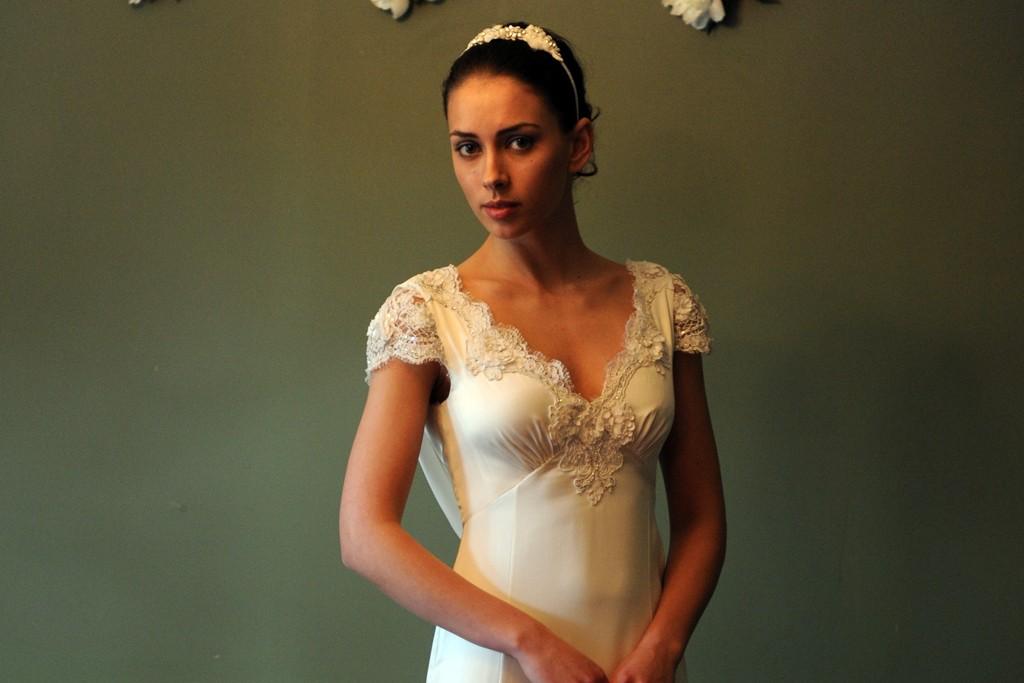 Temperley Bridal Fall 2013