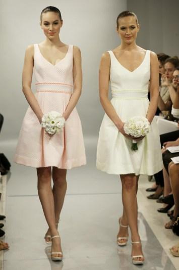 Theia White Bridal Spring 2014
