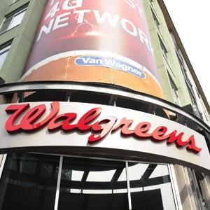 Walgreens' Los Angeles flagship.