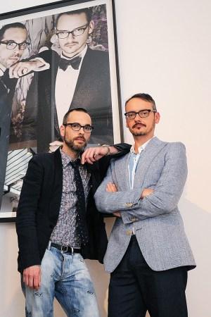Rolf Snoeren and Viktor Horsting