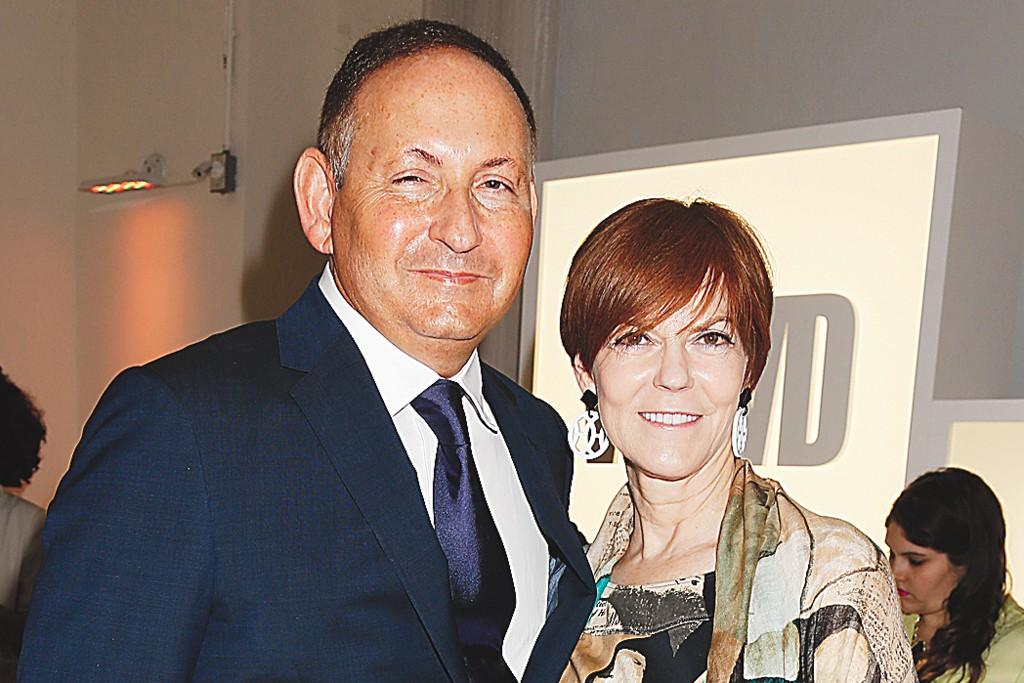 John Demsey and Lynne Greene