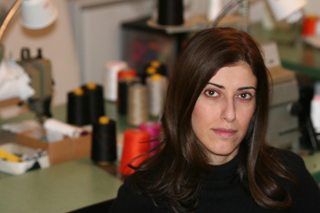 Behnaz Sarafpour.