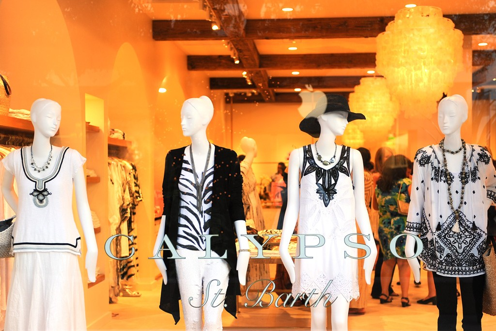 Looks from Calypso St. Barth.