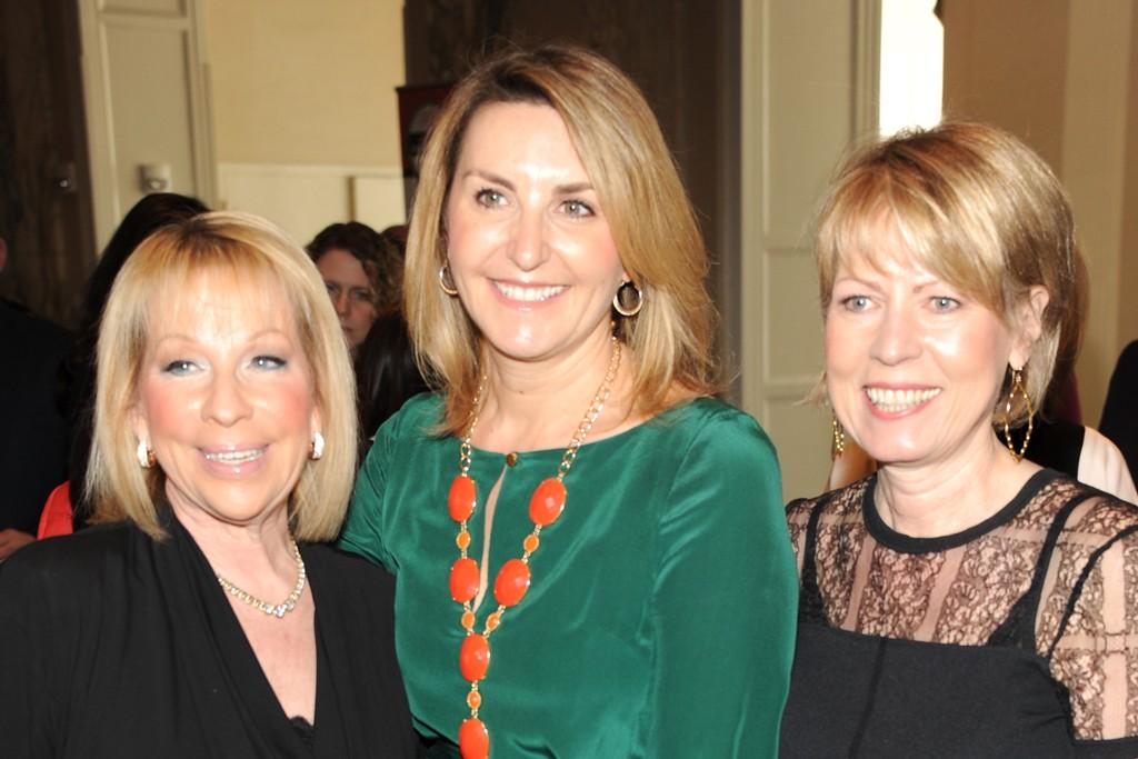Barbara Zinn-Moore, Claudia Lucas and Deborah Walters.