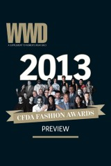WWD CFDA Preview May 28 2013