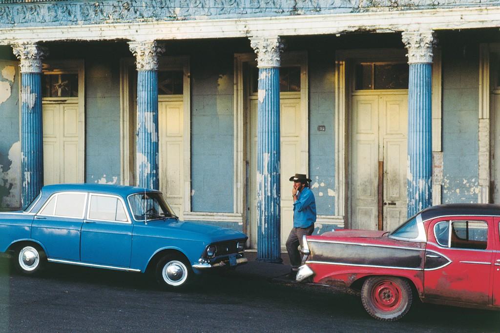Santiago de Cuba, Cuba, 1984