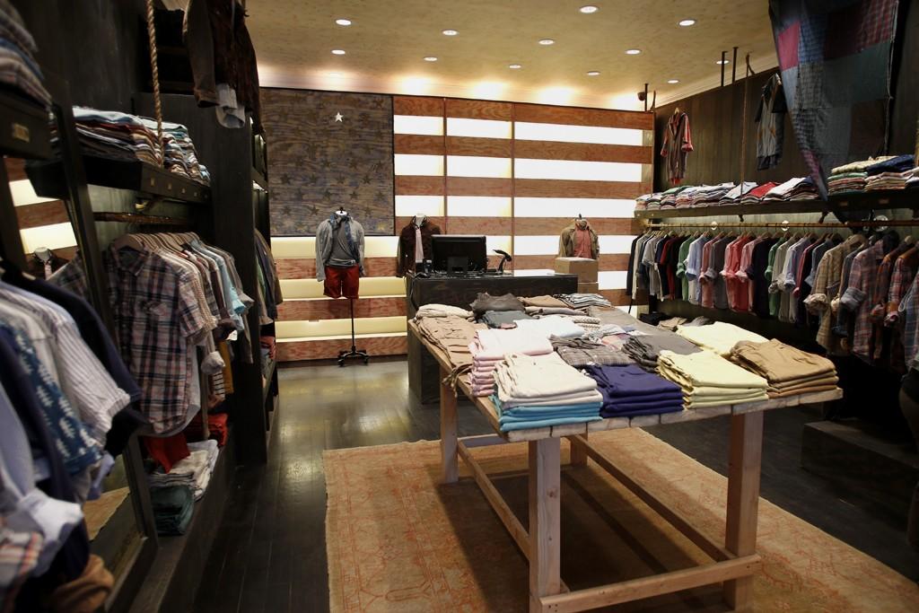 Jachs store in West Village.