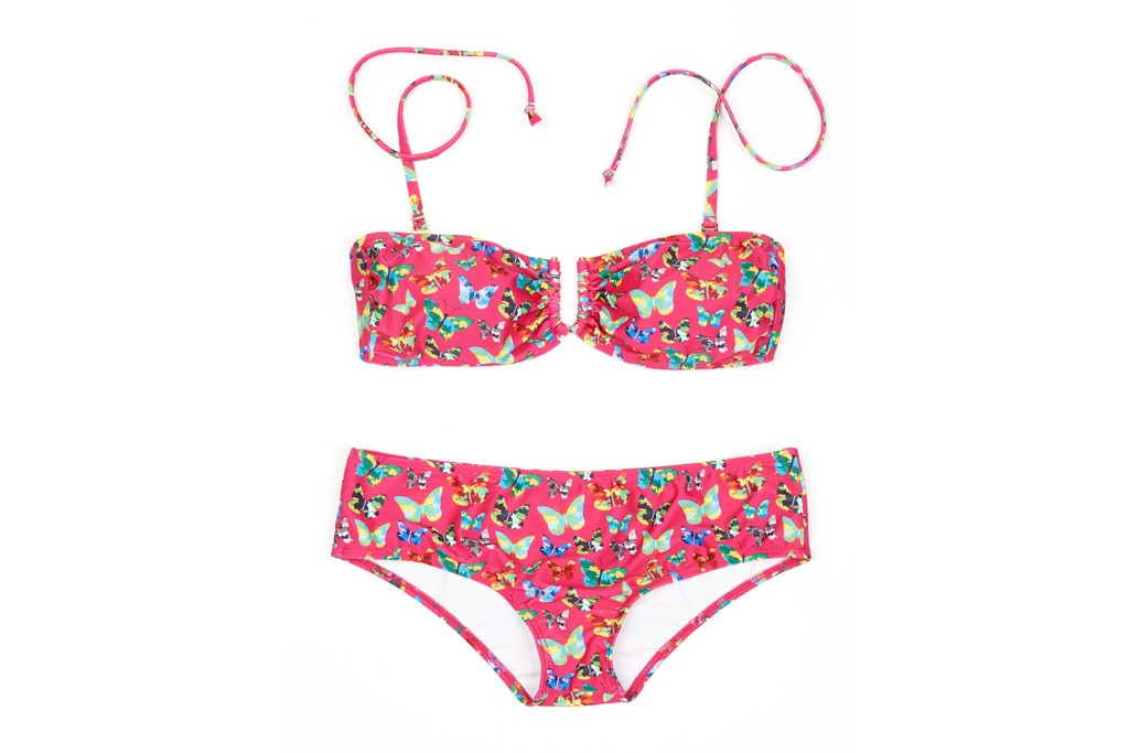 Limoland's women's bikinis are a collaboration with Ete.