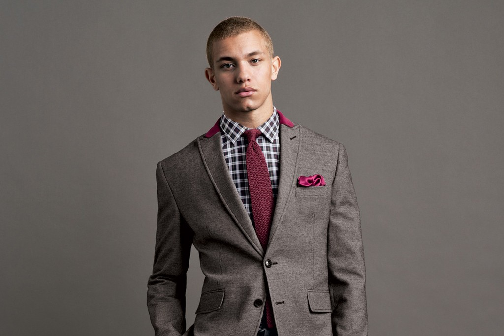 A look from the Carnaby Collection.