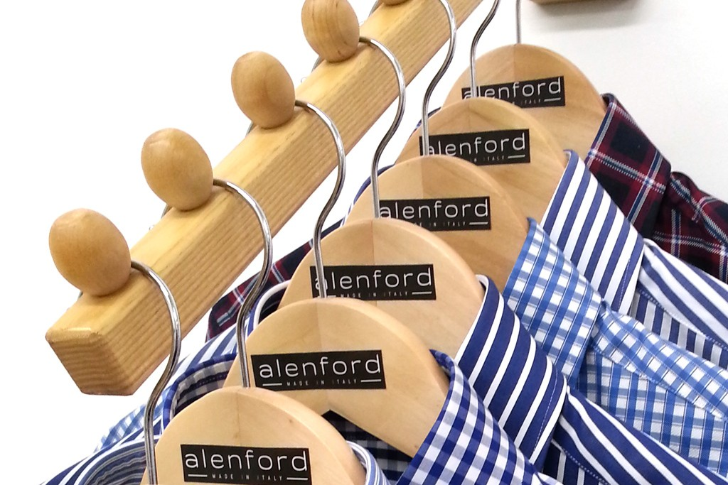 Looks from the Alenford collection.