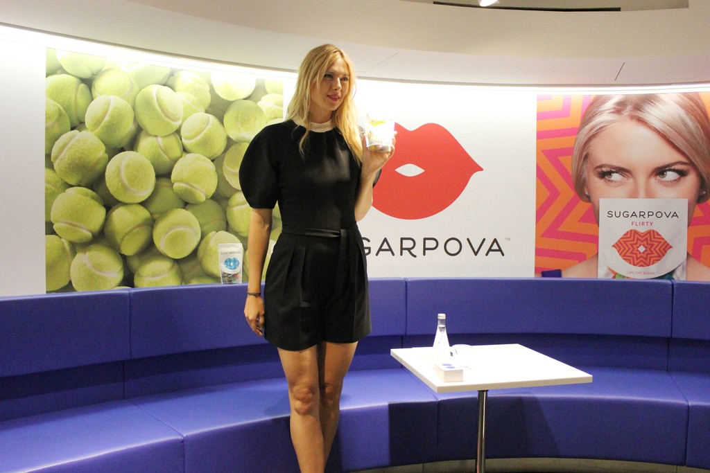 Maria Sharapova at Colette