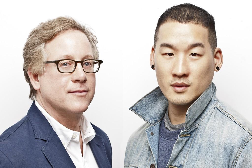 Stephen Budd and Richard Chai