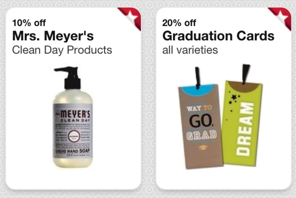 Product offers from Cartwheel.