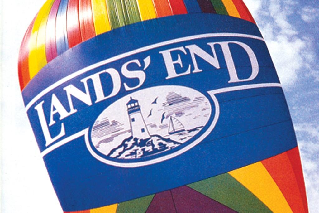 Lands' End catalogue, 1984.