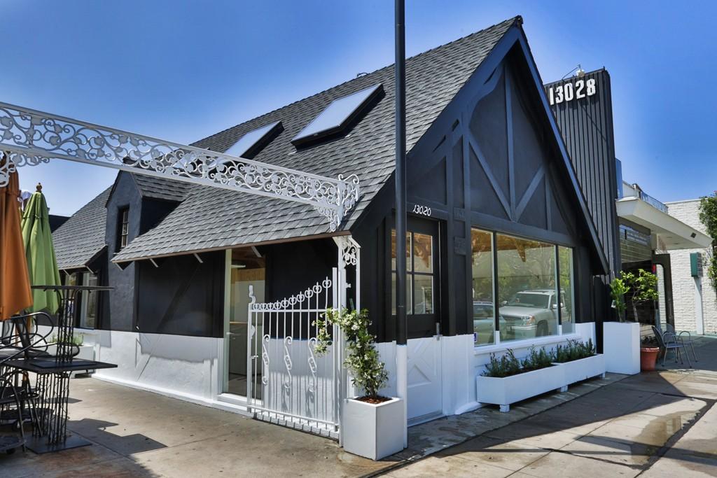 The Velvet store in Brentwood, Calif.