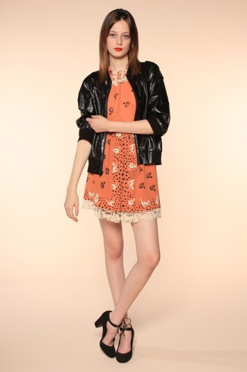 Anna Sui Resort 2014