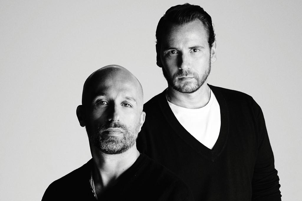 Arnaud Maillard and Alvaro Castejón