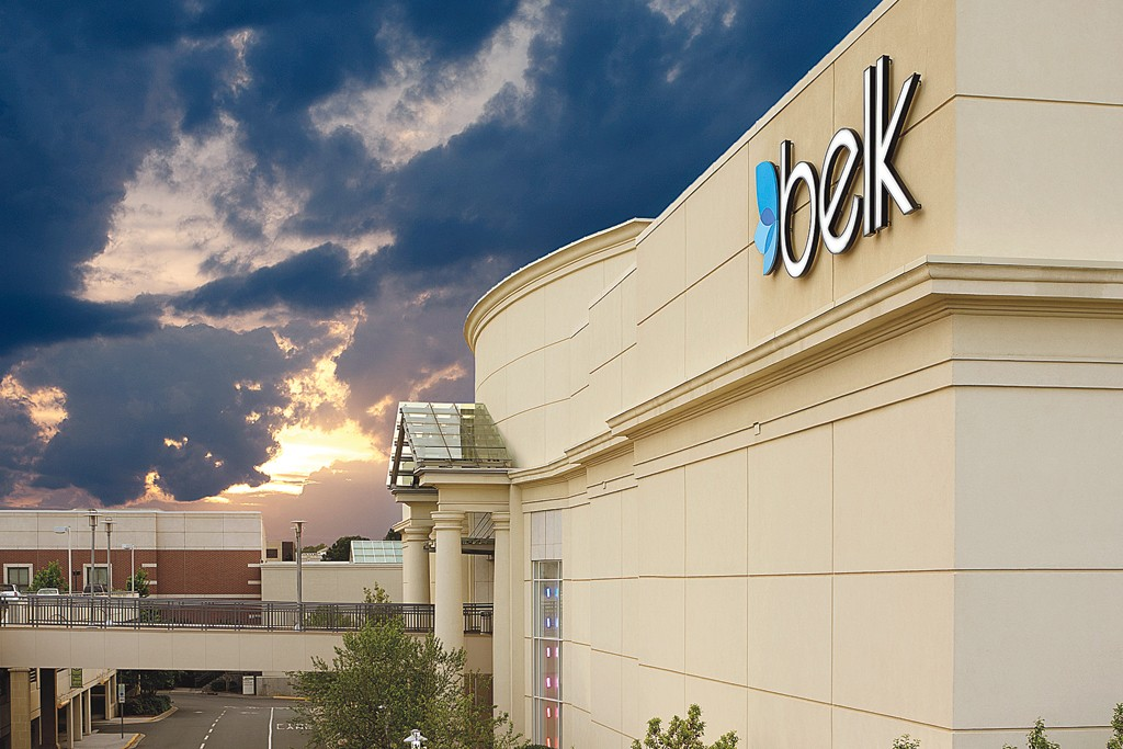 A Belk location in Charlotte N.C.