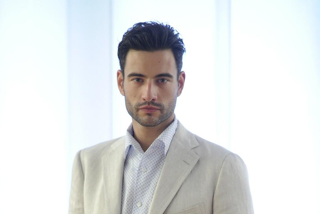 Cesare Attolini Men's RTW Spring 2014