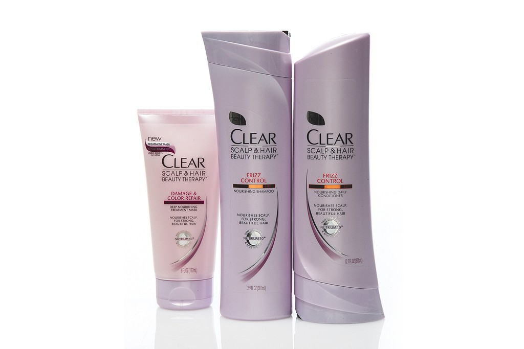 Select items from Clear Scalp & Hair Beauty Therapy.