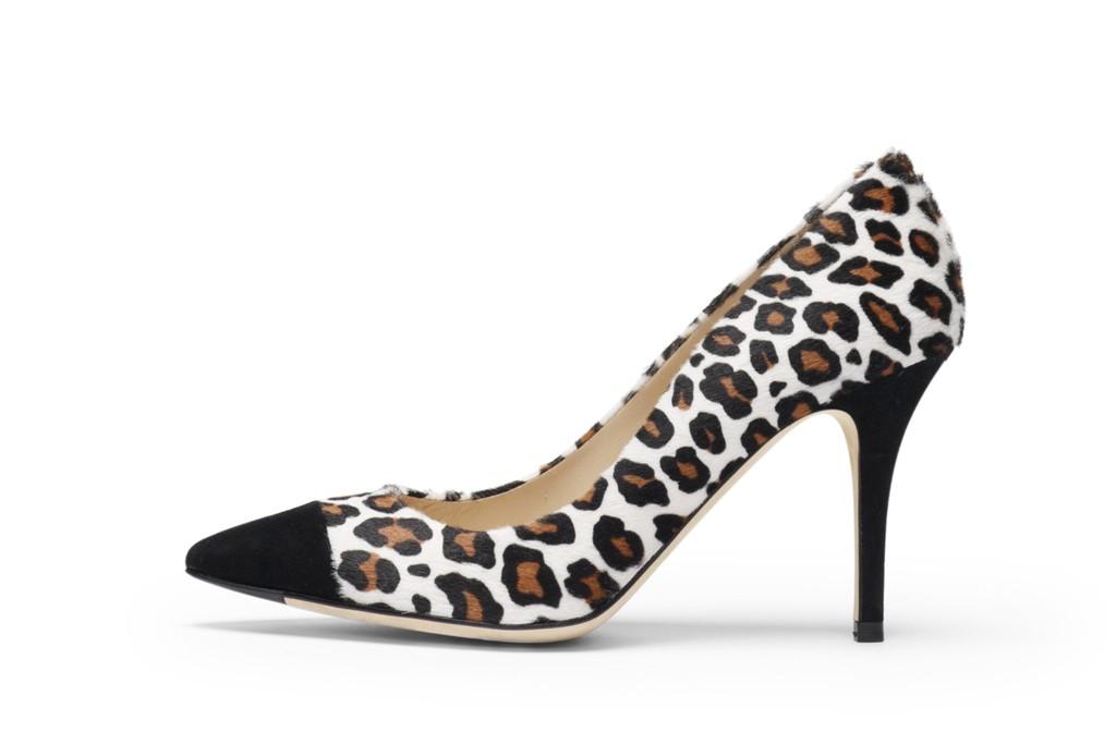 A Club Monaco shoe.