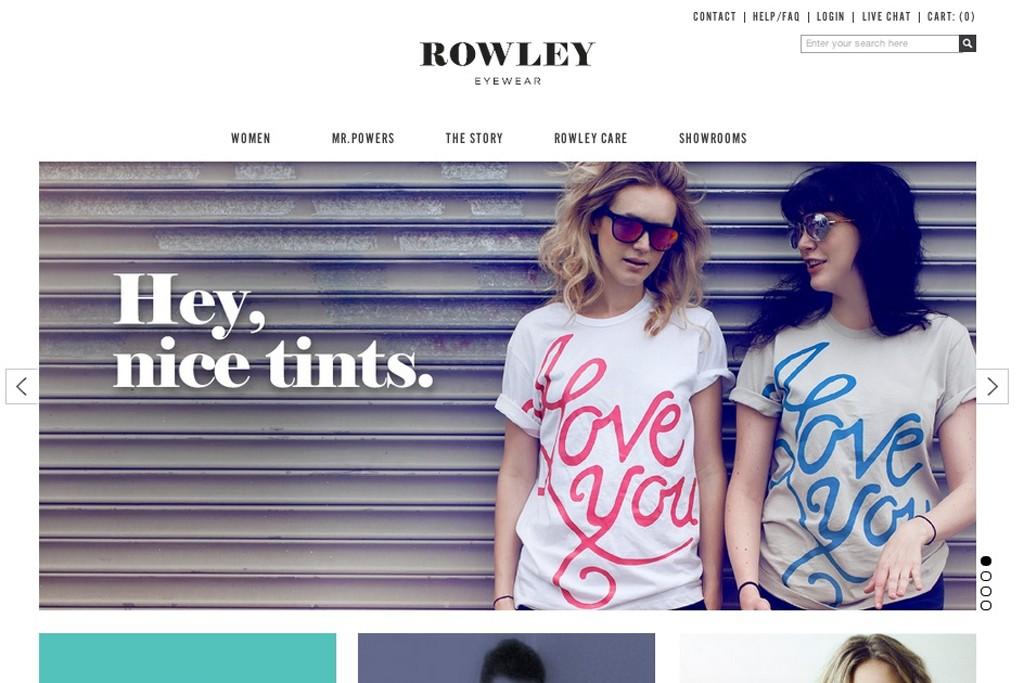 Rowleyeyewear.com.
