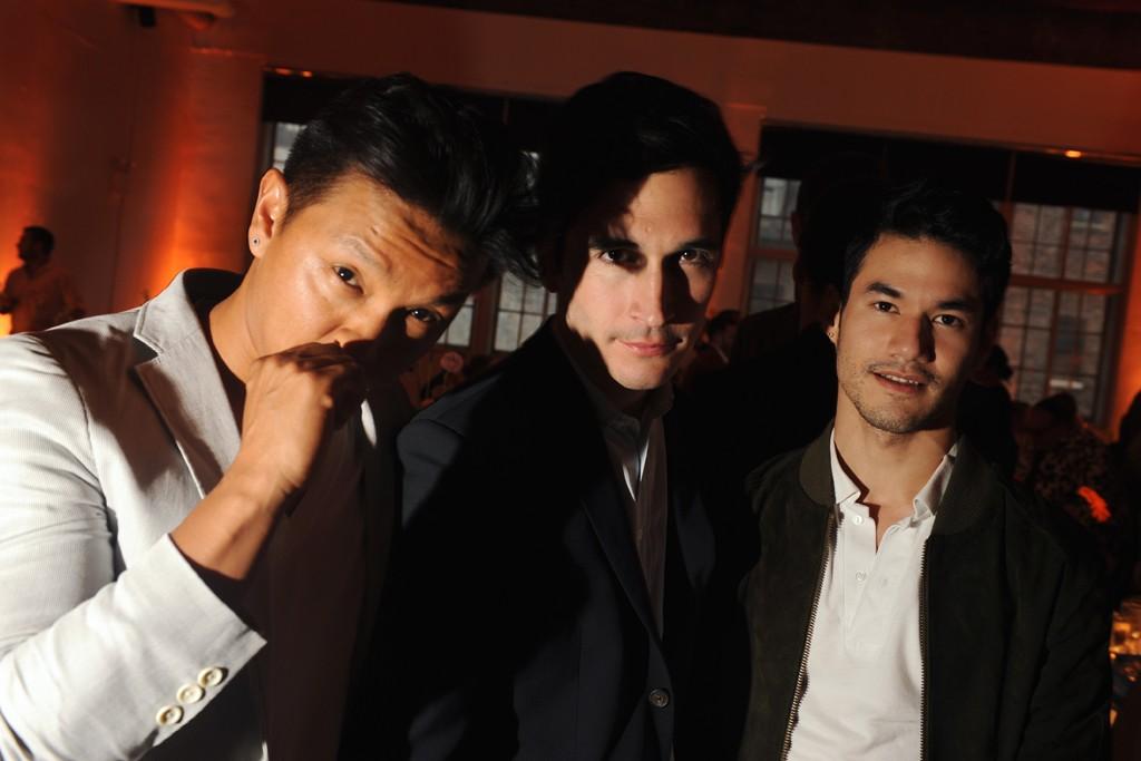 Prabal Gurung, Lazaro Hernandez and Joseph Altuzarra.