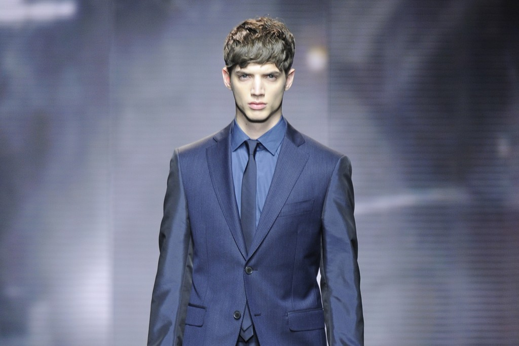 Salvatore Ferragamo Men's RTW Fall 2013