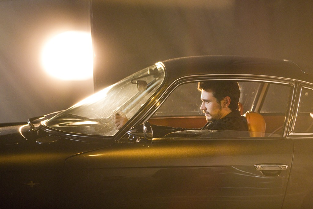 A behind-the-scenes look at James Franco in Gucci's Made to Measure men's fragrance campaign.