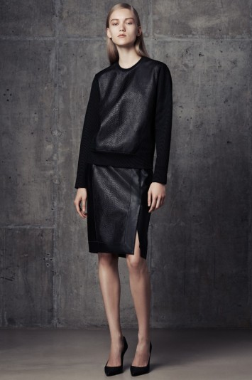 Helmut Lang Resort 2014