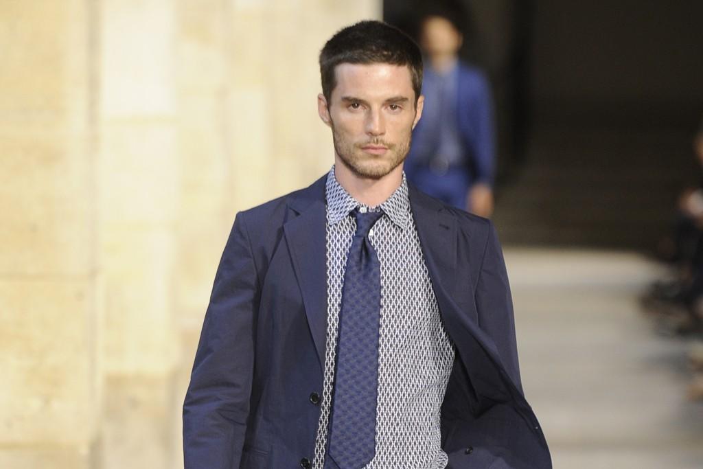 Hermès Men's Spring 2014