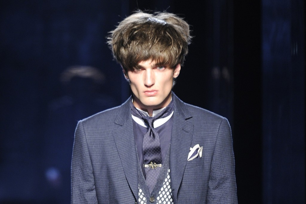 John Varvatos Men's RTW Spring 2014