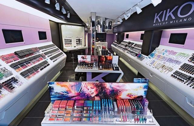 Kiko Milan S Makeup Sensation Wwd