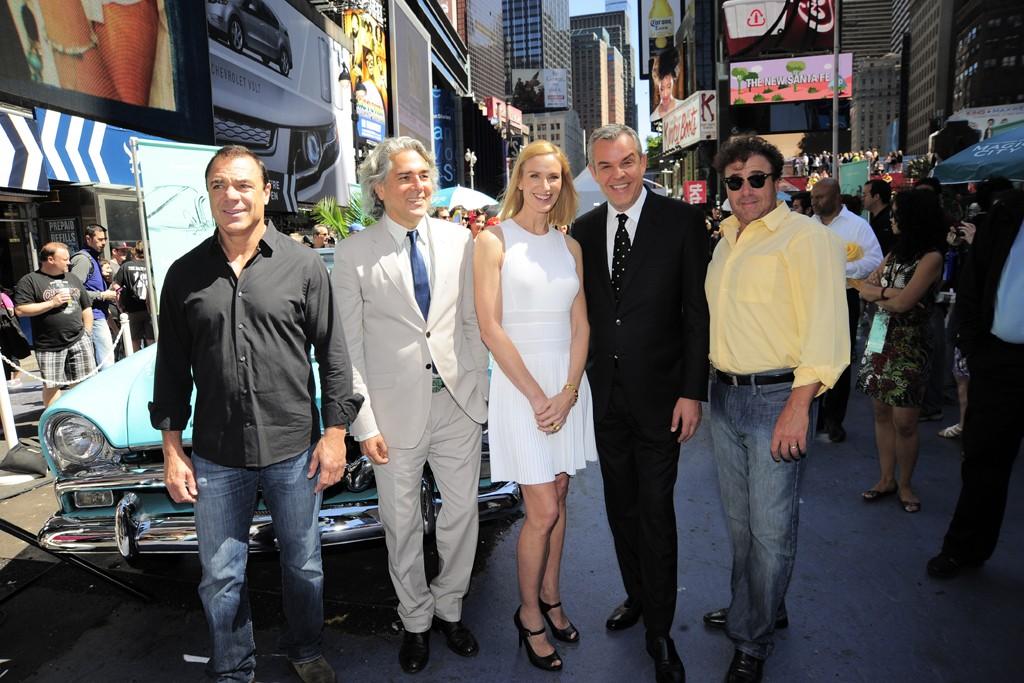 John Cenatiempo, Mitch Glazer, Kelly Lynch, Danny Huston and Michael Rispoli.