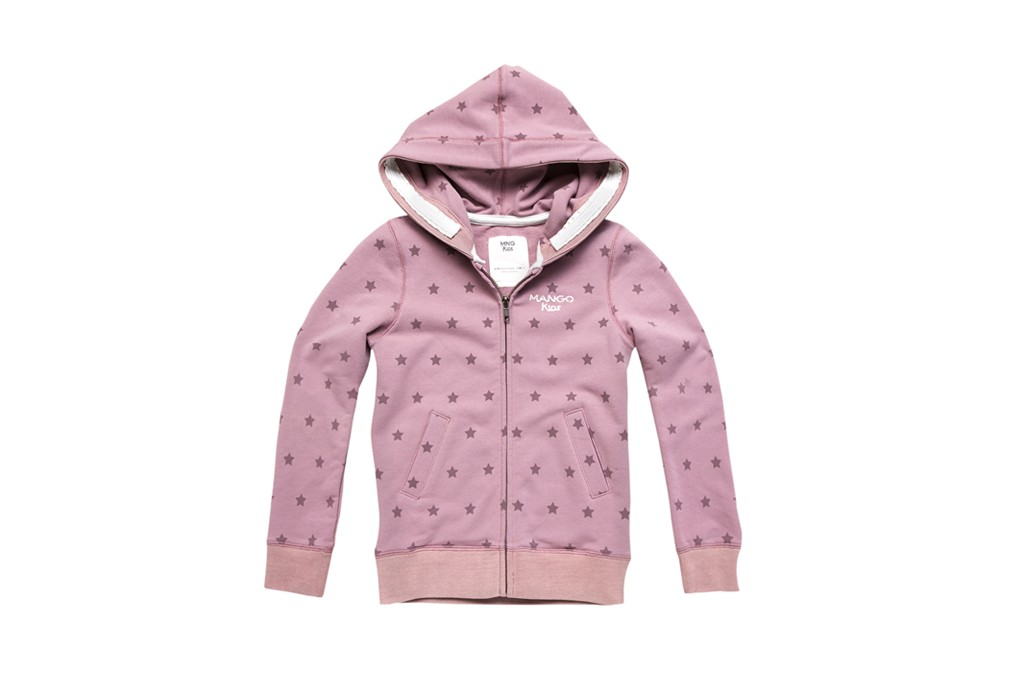 A jacket from Mango Kids.