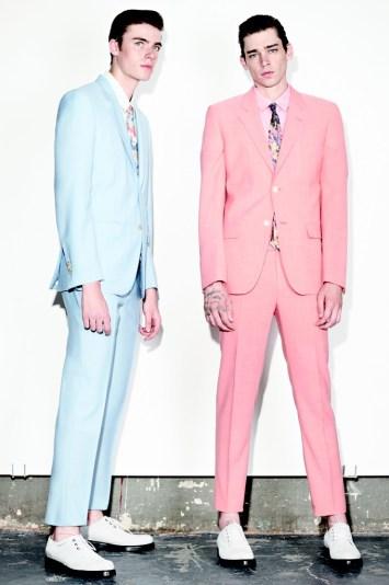 Marc Jacobs Men's RTW Spring 2014