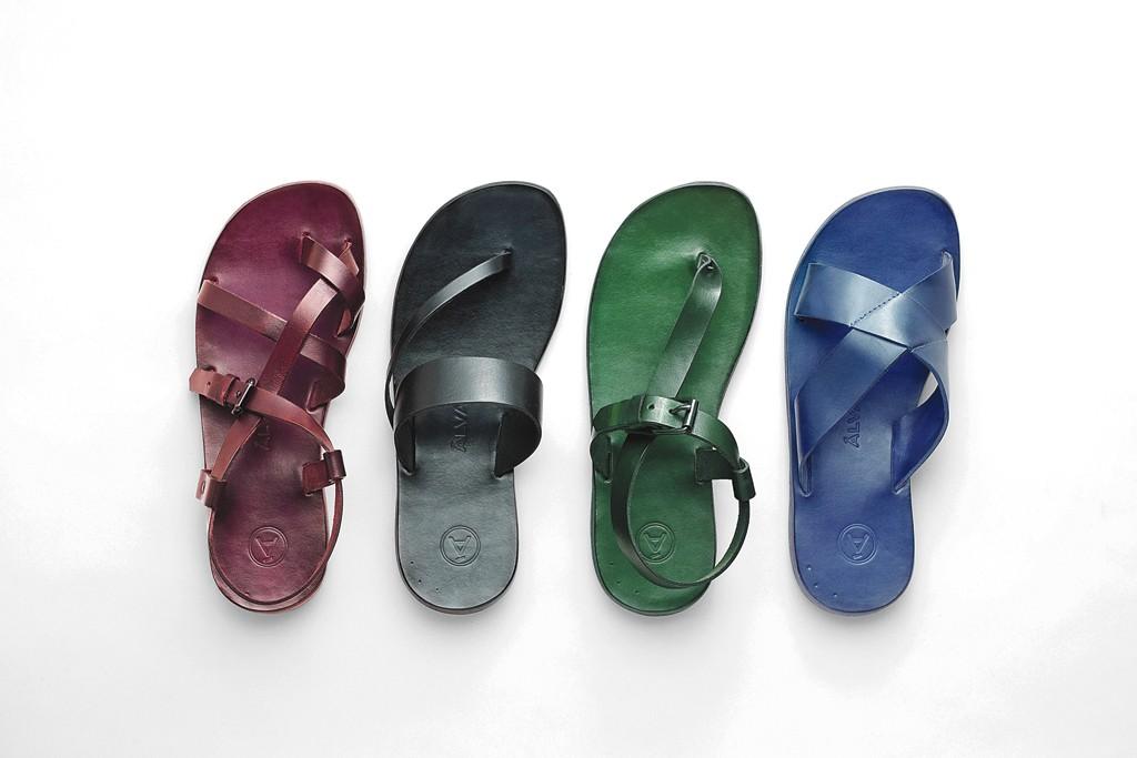 Footwear by Alvaro Gonzalez.