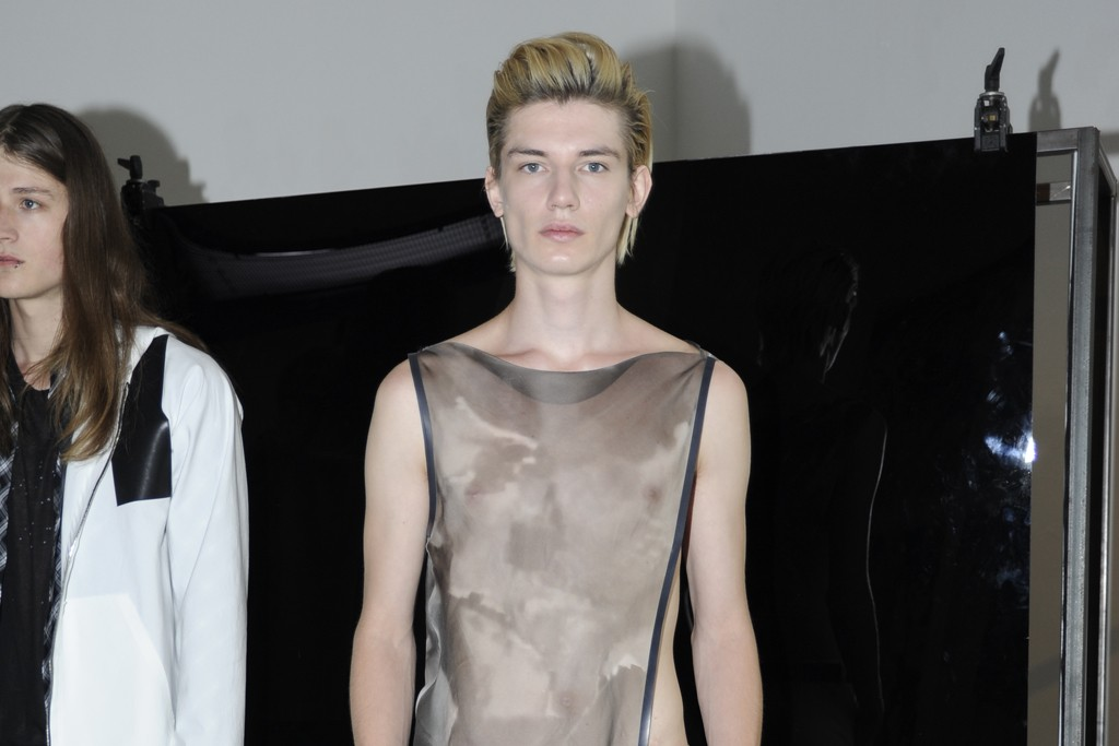 No Editions Men's RTW Spring 2014