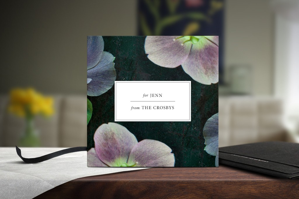 """Wantful delivers its """"gift book"""" wrapped in Japanese rice paper and delivered in an embossed envelop."""
