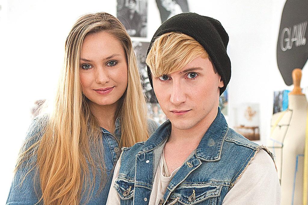 Maria Poweleit and Jesko Wilke