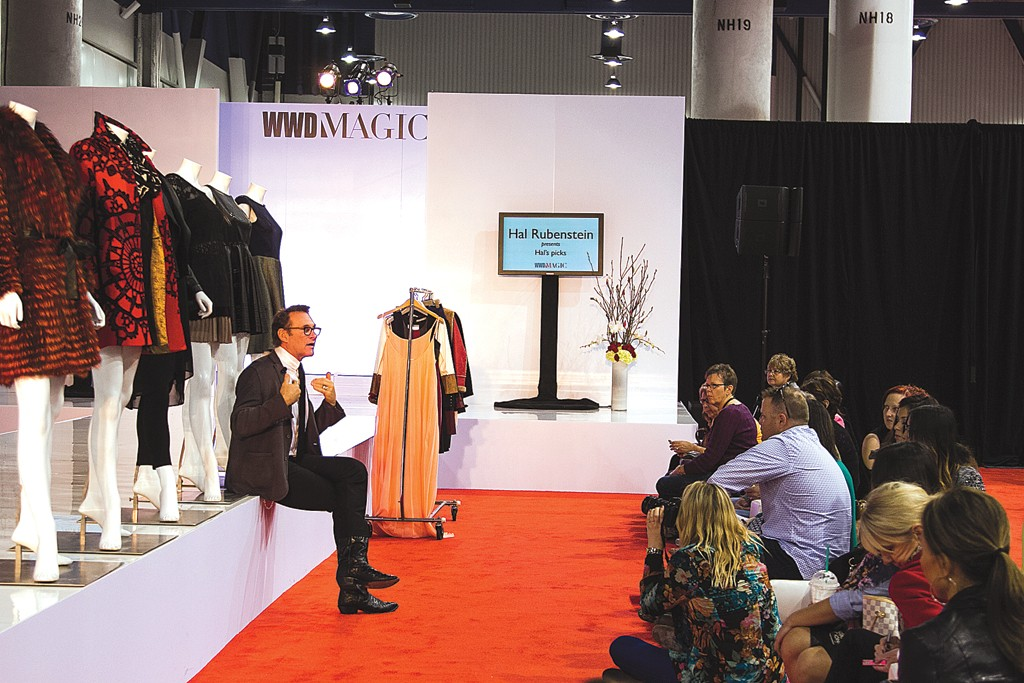 Hal Rubenstein is returning as WWDMAGIC guest fashion director.