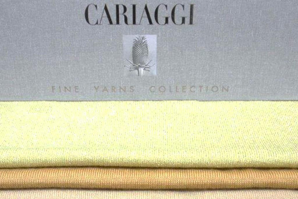 Cashmere from Cariaggi.