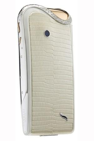 The Diamond Rain phone from Savelli.