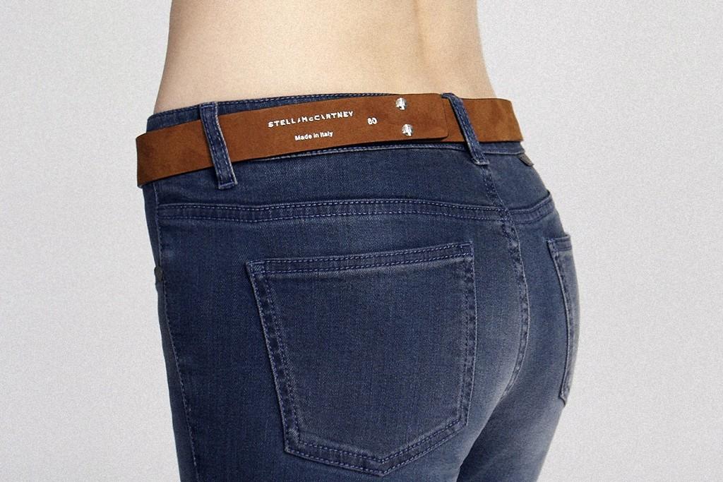 Jeans from the Stella McCartney denim line.