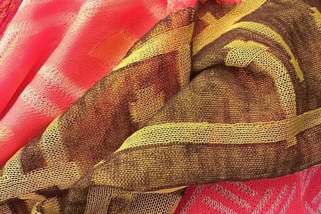 Viscose fabrics from Filpucci.